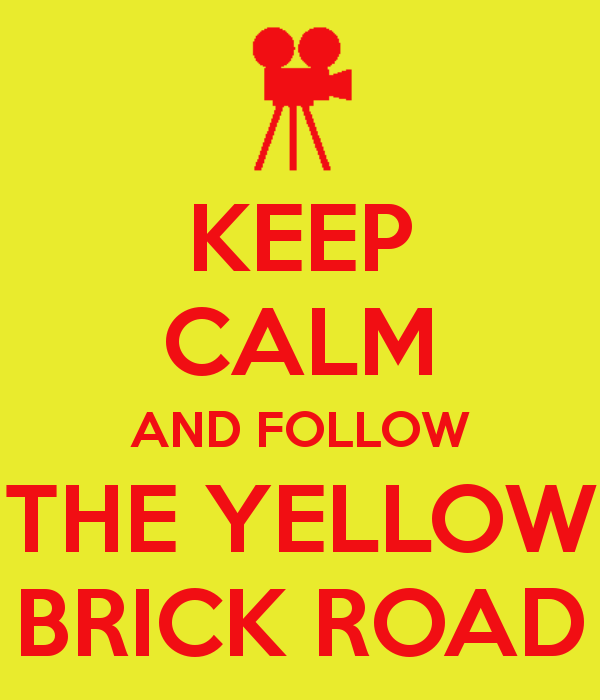 the yellow brick road to optimizing your career My college career is a perfect example of how habit is the yellow brick road to  financial independence and that road is paved with efficiency.